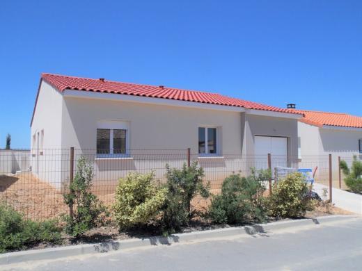 Maison+Terrain à vendre .(80 m²)(CESSENON SUR ORB) avec (IMMO BAT)