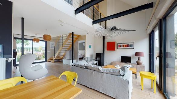 Maison+Terrain à vendre .(122 m²)(MAREST DAMPCOURT) avec (Maisons Phénix Saint Quentin)