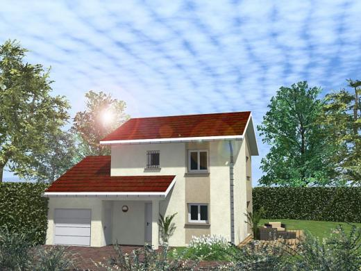 Maison à vendre .(84 m²)(PONTCHARRA) avec (ESQUISS 38)