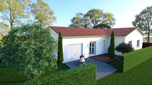 Maison à vendre .(80 m²)(VAILHAUQUES) avec (ESQUISS CASTELNAU)