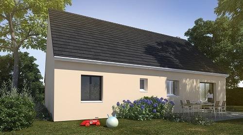 Maison+Terrain à vendre .(87 m²)(LOUVIERS) avec (HABITAT CONCEPT)