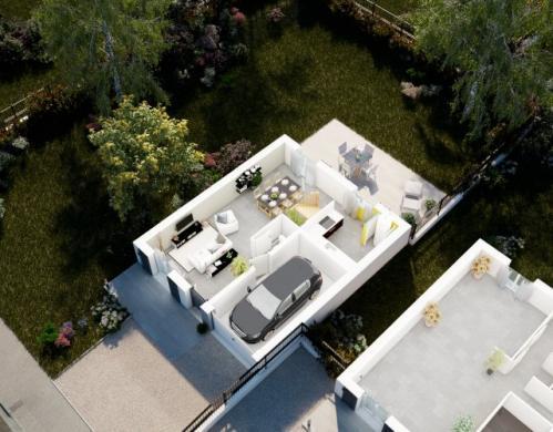 Maison à vendre .(87 m²)(MAGNY LES HAMEAUX) avec (Maisons Pierre)
