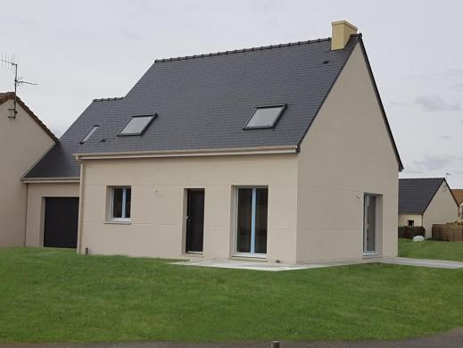 Maison+Terrain à vendre .(78 m²)(DREFFEAC) avec (MAISONS LE MASSON SAINT-NAZAIRE)