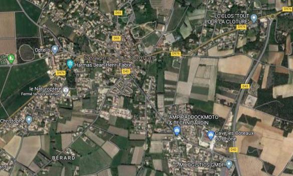 Maison+Terrain à vendre .(80 m²)(SERIGNAN DU COMTAT) avec (LES MAISONS DE MANON)