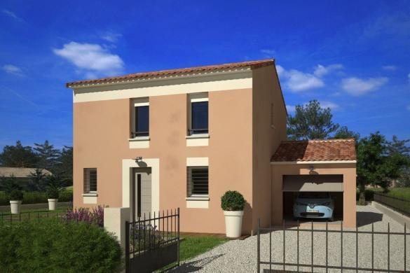Maison+Terrain à vendre .(78 m²)(SAUVETERRE) avec (LES MAISONS DE MANON)