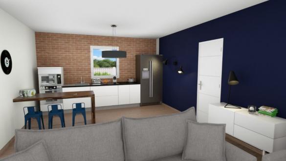 Maison+Terrain à vendre .(73 m²)(GAVRUS) avec (MAISONS BALENCY)