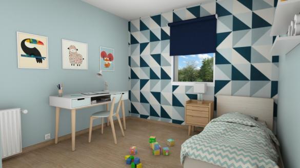 Maison+Terrain à vendre .(93 m²)(VERSON) avec (MAISONS BALENCY)