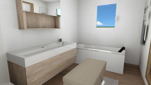 Maison+Terrain à vendre .(90 m²)(COLLEVILLE MONTGOMERY) avec (MAISONS BALENCY)