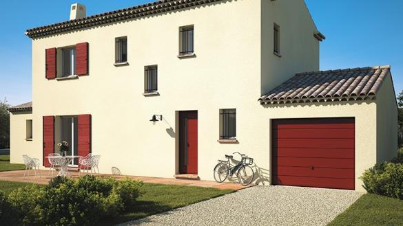 Maison+Terrain à vendre .(100 m²)(LANGLADE) avec (LES MAISONS DE MANON)