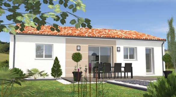 Maison à vendre .(70 m²)(SAINT MESMIN) avec (LMP)