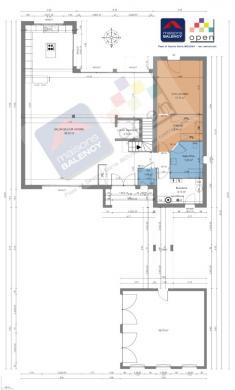 Maison+Terrain à vendre .(200 m²)(VULAINES SUR SEINE) avec (MAISONS BALENCY)