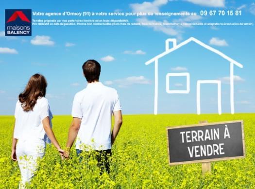 Maison+Terrain à vendre .(98 m²)(SAINT YON) avec (MAISONS BALENCY)