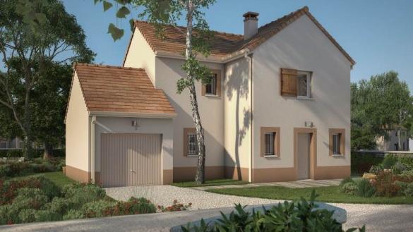 Maison+Terrain à vendre .(90 m²)(VILLEBON SUR YVETTE) avec (MAISONS BALENCY)