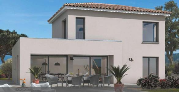 Maison+Terrain à vendre .(82 m²)(LA ROQUE D'ANTHERON) avec (MAISONS FRANCE CONFORT)