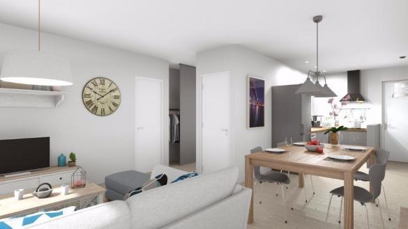 Maison+Terrain à vendre .(60 m²)(PUGET) avec (MAISONS FRANCE CONFORT)