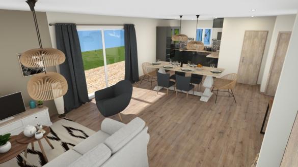Maison+Terrain à vendre .(80 m²)(BRIGNOLES) avec (MAISONS FRANCE CONFORT)