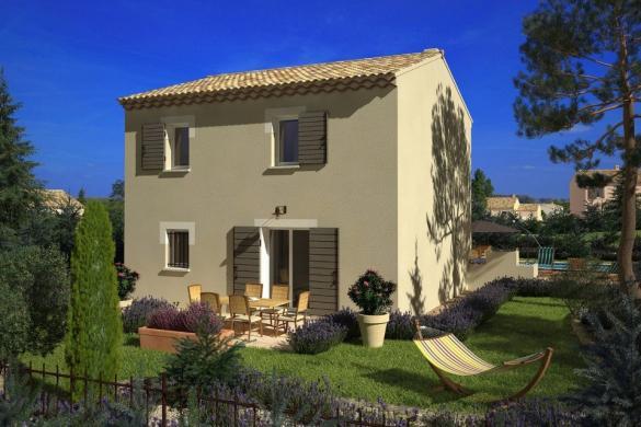 Maison+Terrain à vendre .(83 m²)(ROQUEMAURE) avec (MAISONS BALENCY)