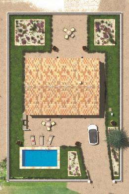 Maison+Terrain à vendre .(94 m²)(SAUZET) avec (MAISONS BALENCY)