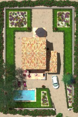 Maison+Terrain à vendre .(95 m²)(MILHAUD) avec (MAISONS BALENCY)