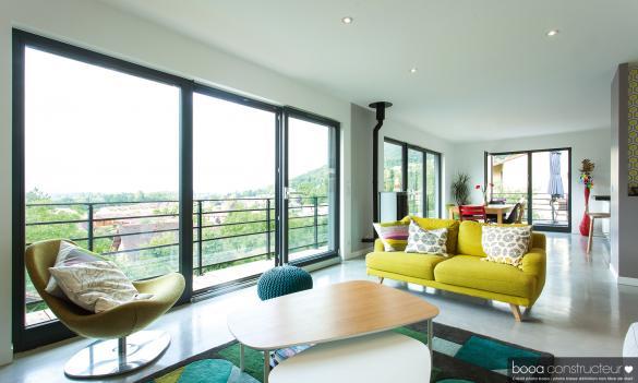 Maison+Terrain à vendre .(174 m²)(SAINT ALBAN LEYSSE) avec (Maisons BOOA)