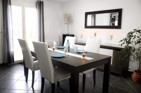 Maison+Terrain à vendre .(130 m²)(ESVRES) avec (Maison Familiale Tours)