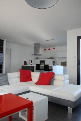 Maison+Terrain à vendre .(115 m²)(FONDETTES) avec (Maison Familiale Tours)