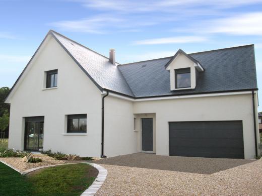 Maison+Terrain à vendre .(125 m²)(SAINT CYR SUR LOIRE) avec (Maison Familiale Tours)