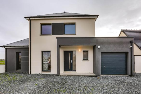 Maison+Terrain à vendre .(150 m²)(CHENONCEAUX) avec (Maison Familiale Tours)