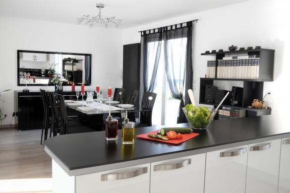 Maison+Terrain à vendre .(110 m²)(NEUILLE PONT PIERRE) avec (Maison Familiale Tours)