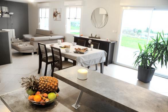 Maison+Terrain à vendre .(125 m²)(SAINT BRANCHS) avec (Maison Familiale Tours)
