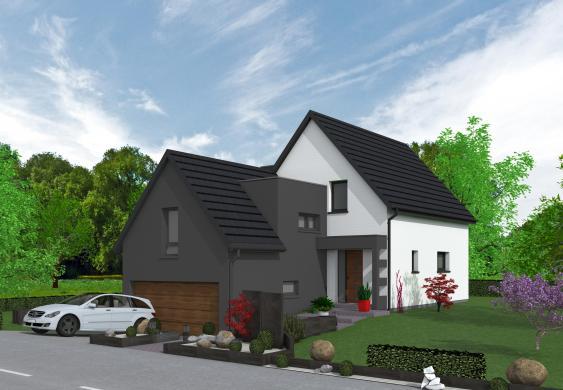 Maison+Terrain à vendre .(110 m²)(BALBRONN) avec (NEODOMA)