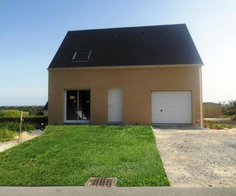 Maison+Terrain à vendre .(85 m²)(DONVILLE LES BAINS) avec (MAISONS AXCESS)