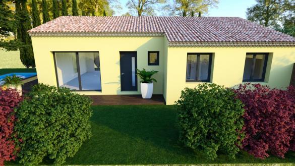 Maison à vendre .(85 m²)(CABASSE) avec (ESQUISS 13)
