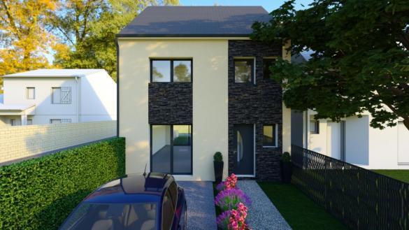 Maison à vendre .(105 m²)(WISSOUS) avec (MAISONS VESTALE 92)