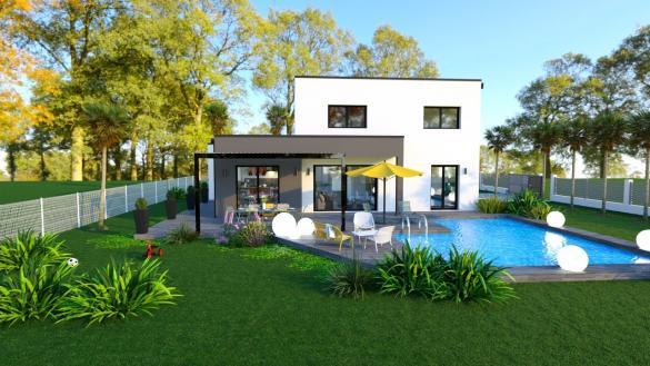 Maison à vendre .(102 m²)(SAINT ROMAIN DE POPEY) avec (MAISONS LOGELIS LYON)