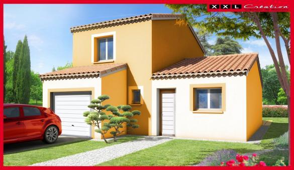 Maison à vendre .(70 m²)(PIA) avec (XXL CREATION)