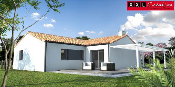 Maison à vendre .(70 m²)(PERPIGNAN) avec (XXL CREATION)