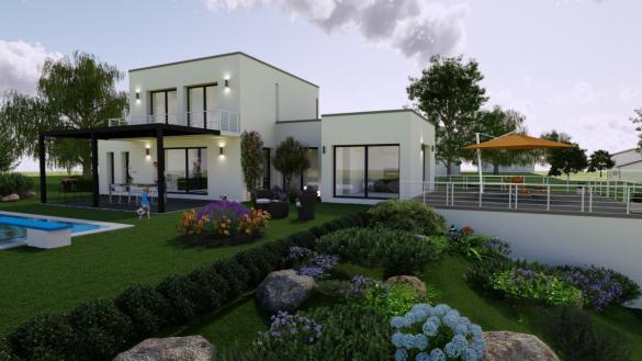 Maison à vendre .(100 m²)(MARSEILLE) avec (COTRIN 13)