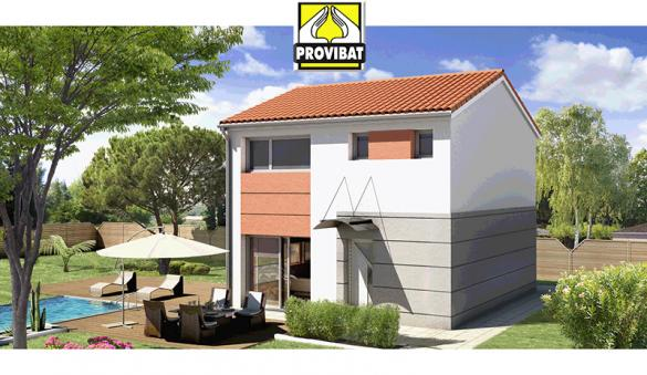 Maison+Terrain à vendre .(110 m²)(PLAISSAN) avec (PROVIBAT)