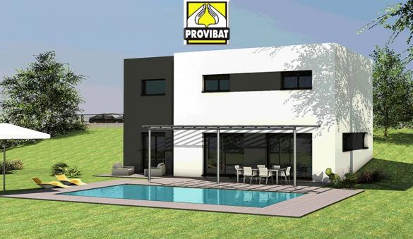 Maison+Terrain à vendre .(120 m²)(COURNONTERRAL) avec (PROVIBAT)
