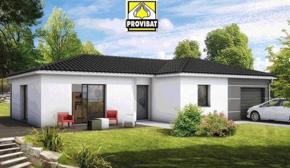 Maison+Terrain à vendre .(120 m²)(MEZE) avec (PROVIBAT)