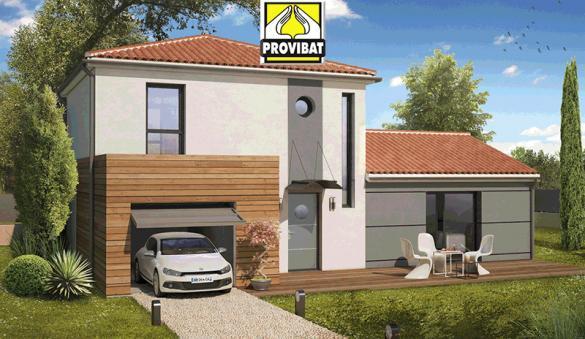Maison+Terrain à vendre .(80 m²)(SAINT CHRISTOL) avec (PROVIBAT)