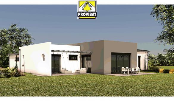Maison+Terrain à vendre .(70 m²)(SAUSSINES) avec (PROVIBAT)