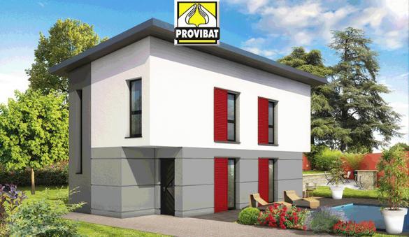 Maison+Terrain à vendre .(120 m²)(SAUSSINES) avec (PROVIBAT)