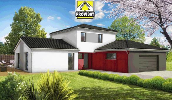 Maison+Terrain à vendre .(100 m²)(SAINT GENIES DES MOURGUES) avec (PROVIBAT)