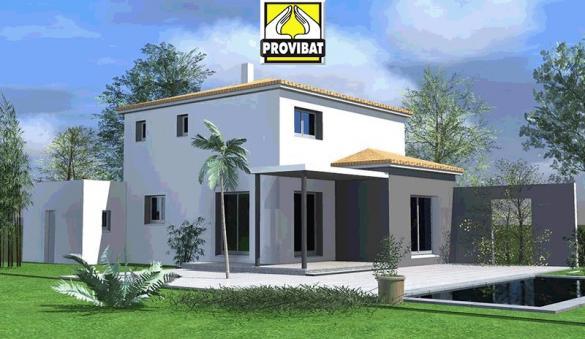 Maison+Terrain à vendre .(90 m²)(GAUJAC) avec (PROVIBAT)