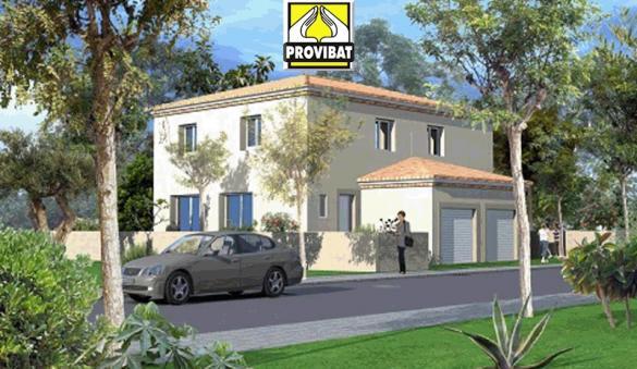 Maison+Terrain à vendre .(120 m²)(VENDEMIAN) avec (PROVIBAT)