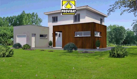 Maison+Terrain à vendre .(80 m²)(NEZIGNAN L'EVEQUE) avec (PROVIBAT)