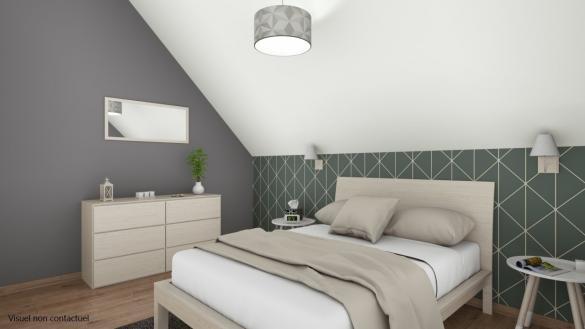 Maison+Terrain à vendre .(116 m²)(RUSTENHART) avec (LES MAISONS D'AUGUSTE)