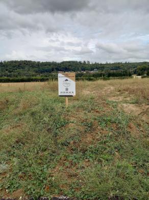 Terrain à vendre .(414 m²)(HIRTZBACH) avec (LES MAISONS D'AUGUSTE)